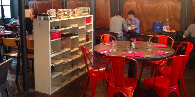 Brunch paris le guide des meilleurs restaurants pour bruncher brunch paris hauts de seine - Port de javel haut 75015 paris ...
