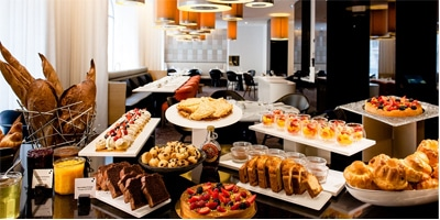 meilleur brunch buffet paris