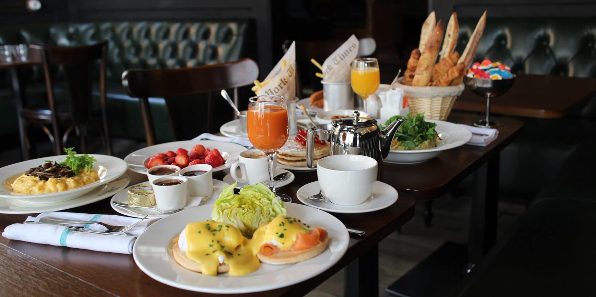 Le mabillon brunch paris for Carrelage du sud boulevard saint germain