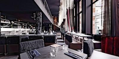 Kube Hotel Paris - La Table du Kube : Restaurant Haut de gamme à Paris
