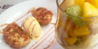 Dessert du brunch de Tata Burger