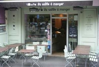 Brunch la salle manger brunch servi table brunch paris - La salle a manger paris ...