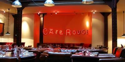 Restaurant Café Rouge