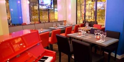 Restaurant Ikra